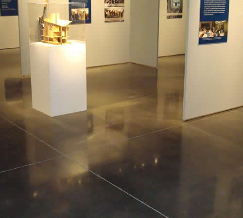brevard county polished concrete